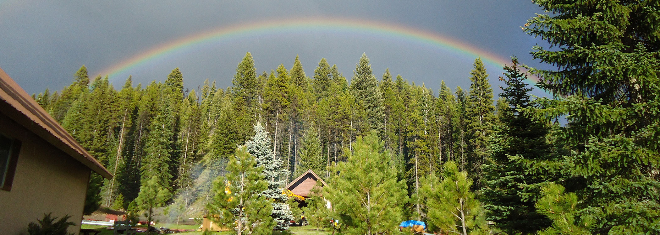 Cabin Rentals | Elk City ID | Bed & Breakfast Elk City ID | Freedom River Adventures